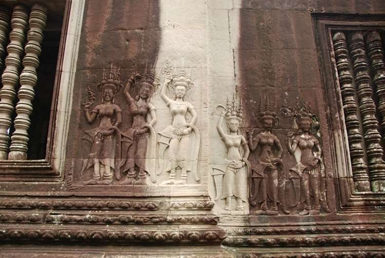 Angkor Wat Tapınak 2