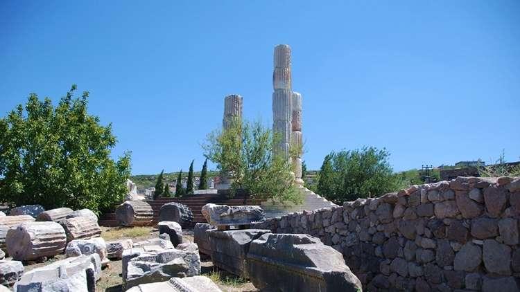 Apollon Smintheus Tapınağı