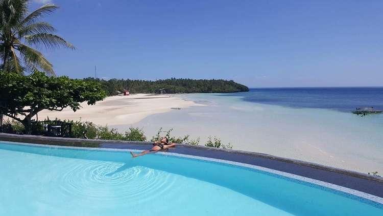 Camotes Adası Filipinler