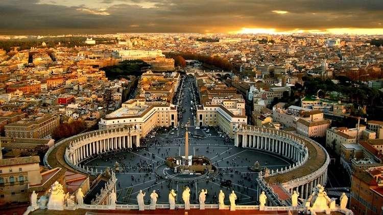 Dünyanın En Küçük Ülkesi Vatikan