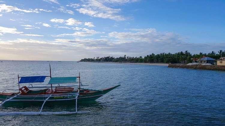 Filipinler Bantayan Adasına Ulaşım