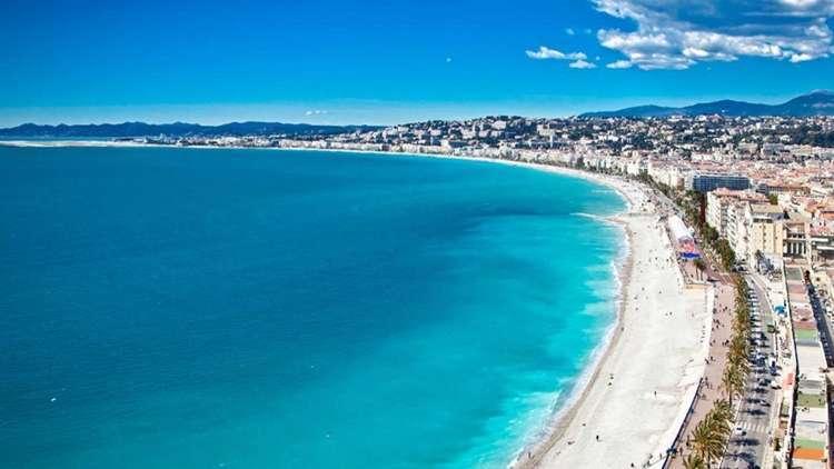 Fransa Nice Gezilecek Yerler