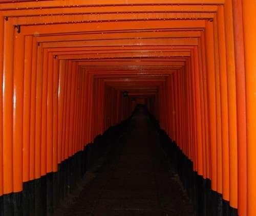 Fushimi Inari Tapınağı