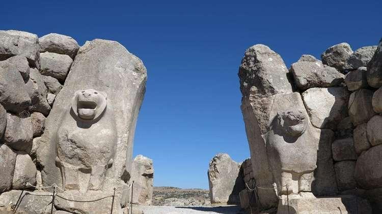 Hitit İmparatorluğunun Başkenti Hattuşa