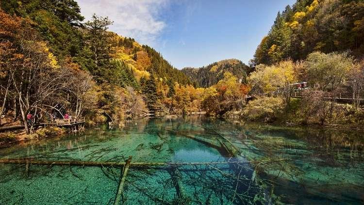 Jiuzhai Vadisi Ulusal Parkı