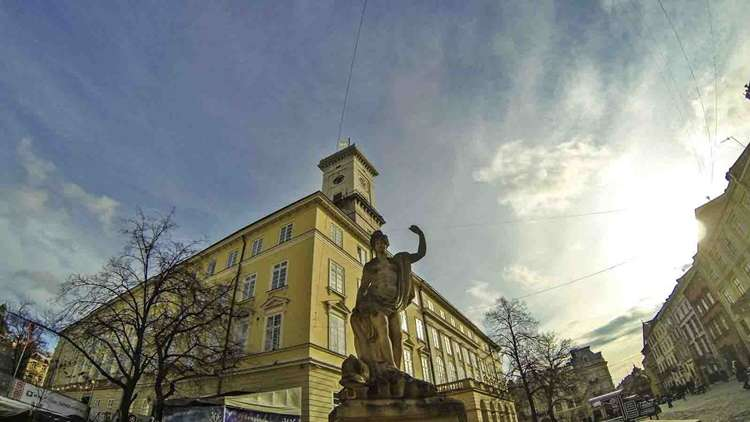 Lviv Gezimiz Ukrayna