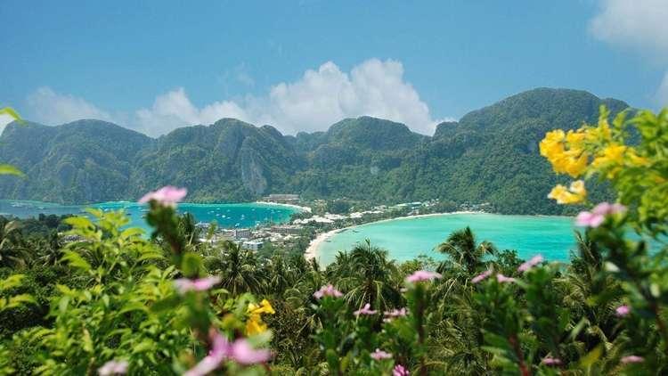 Phi Phi Adasi 1600 - TAYLAND TURU PLANI GEZİLECEK YERLER