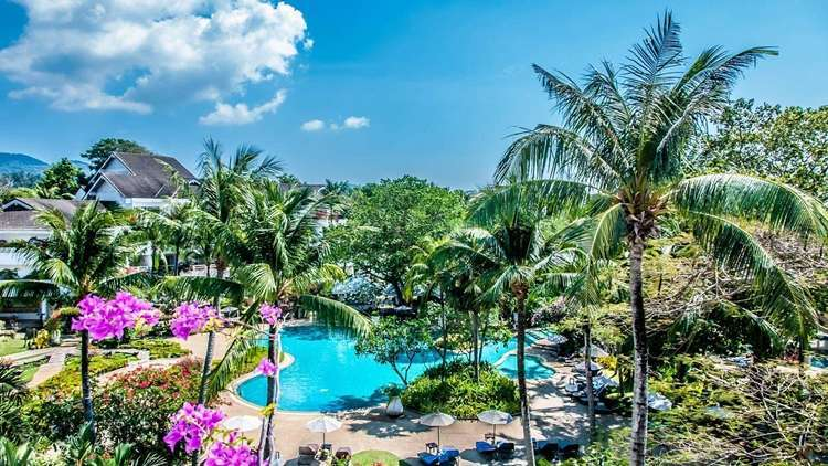 Thavorn Palm Beach Resort Review
