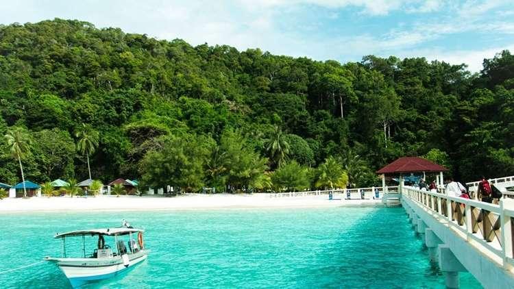 Malezya Redang Adası