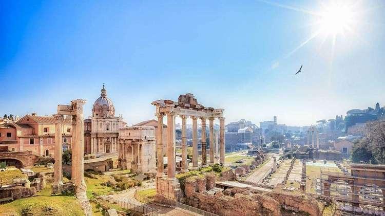 Romada Gezilecek Yerler