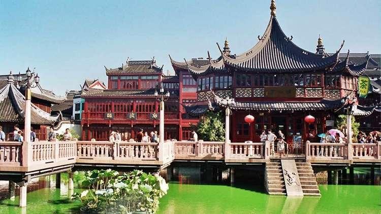 Şangay Yu Bahçesi