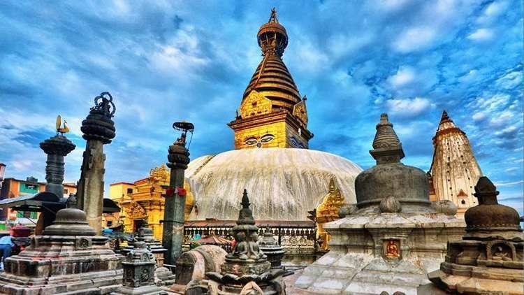 Swayambhu Mahachaitya Tapınağı