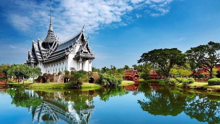 Tayland Gezi ve Seyahat Rehberi 1600 - TAYLAND TURU PLANI GEZİLECEK YERLER