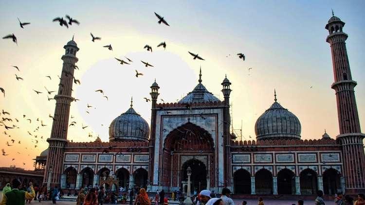 Yeni Delhi Jama Masjid