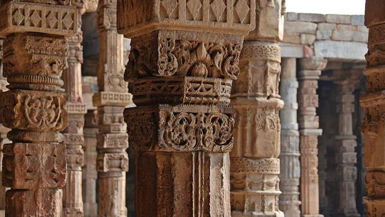 Yeni Delhi Qutub Minar