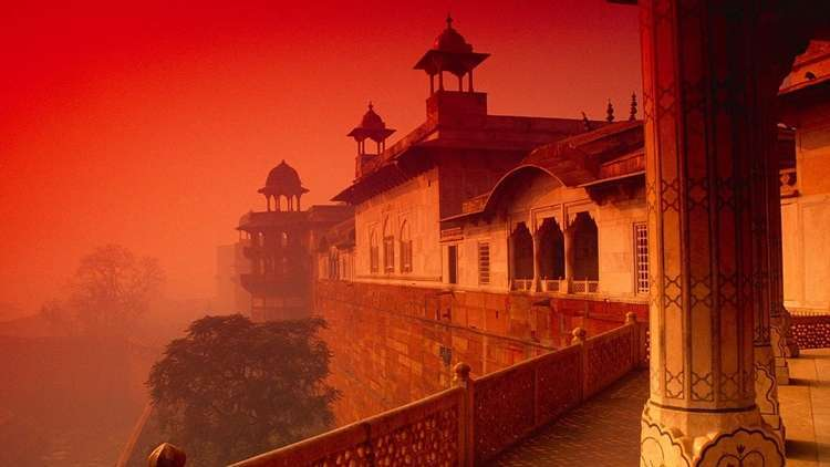 Yeni Delhi Red Fort