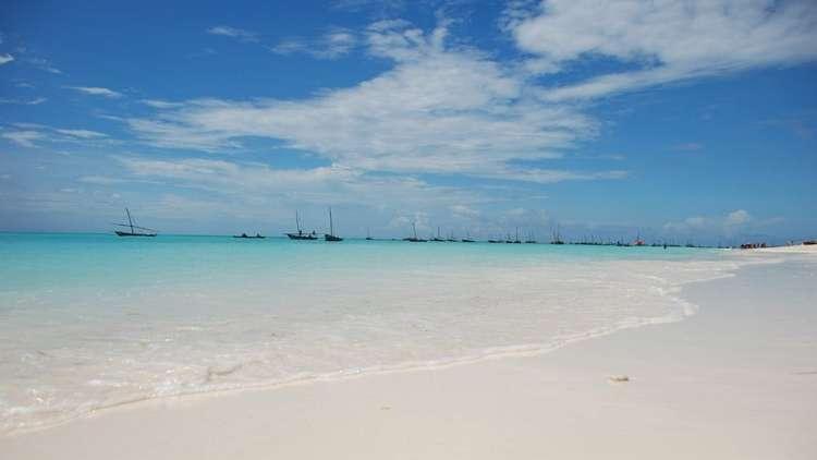 Zanzibar ve Mauritius