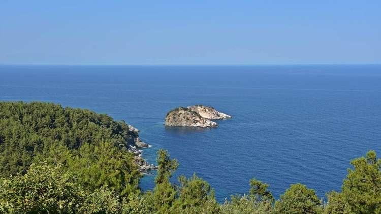 Thassos Adasına Ulaşım
