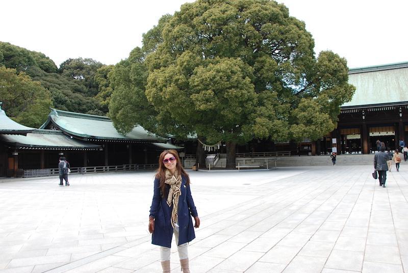 Tokyo Meiji Tapınağı