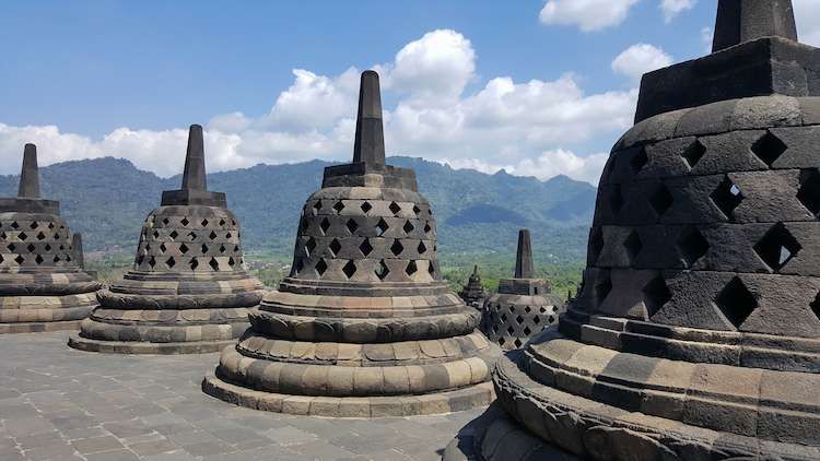 Yogyakarta Gezilecek Yerler Endonezya