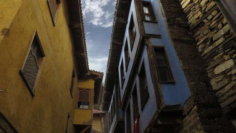 Cumalıkızık köyü evleri
