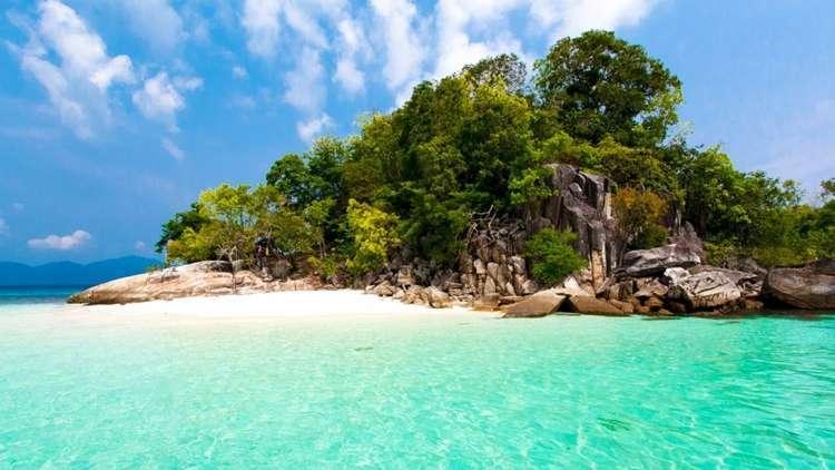 Gizli Kalmış 15 Cennet Ada