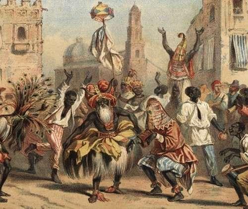 Küba Tarihinde Kölelik