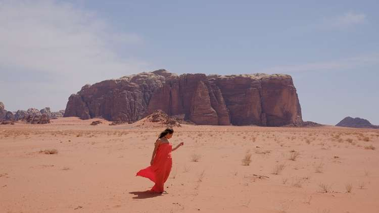 Wadi Rum Ürdünün En Büyük Çölü