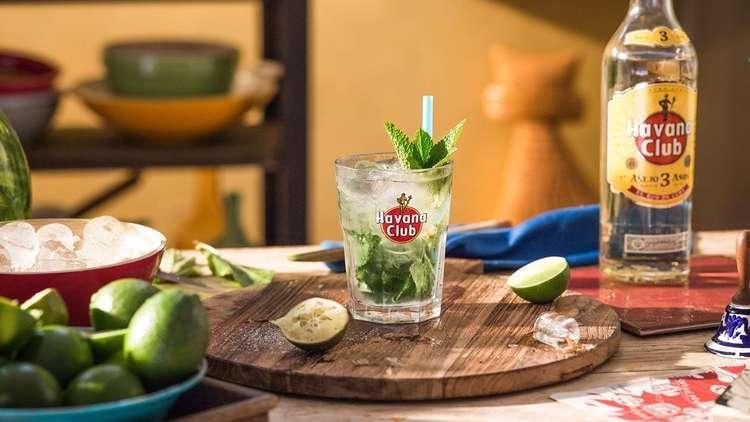 Rom Cenneti Kübanın İçki Çeşitleri