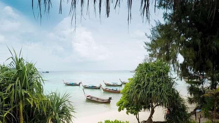 Taylandın En Güzel Adası Koh Lipe