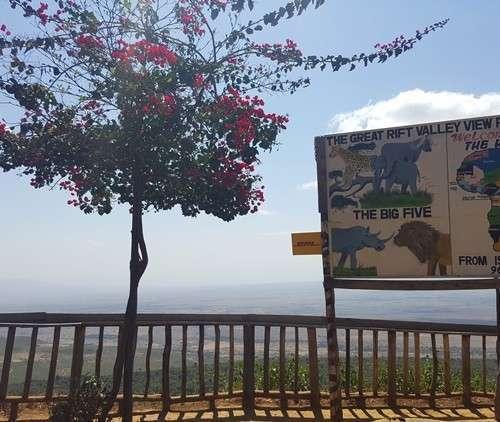 Afrikanın Büyük Rift Vadisi