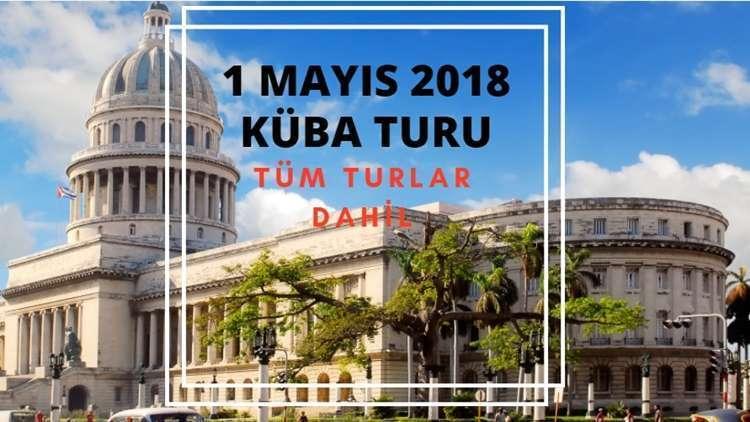 Küba Turları 1 Mayıs Küba Turu