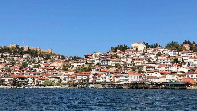 Ohrid'de Gezilecek Yerler – Ohri Gölü Makedonyanın İncisi