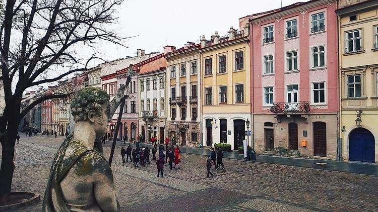 Türkler İçin En Ucuz Ülke Lviv Ukrayna