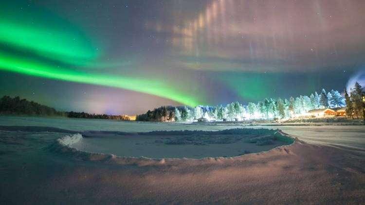 kuzey ışıkları izleyebileceğiniz en iyi yerler