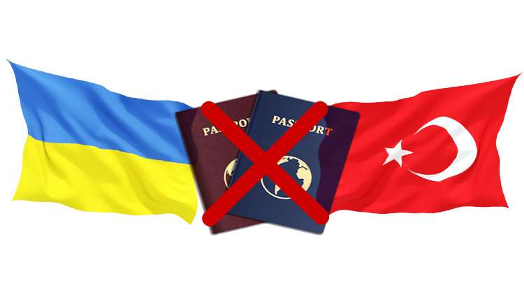 Ukraynaya Kimlikle Seyahat