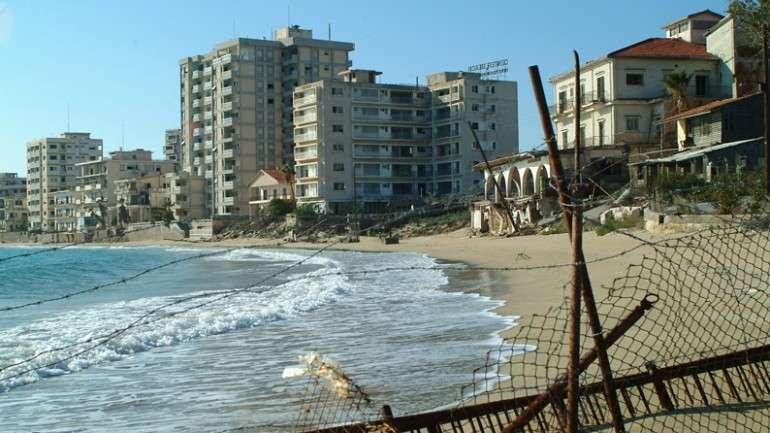 Kapalı Maraş Bölgesi Kıbrıs