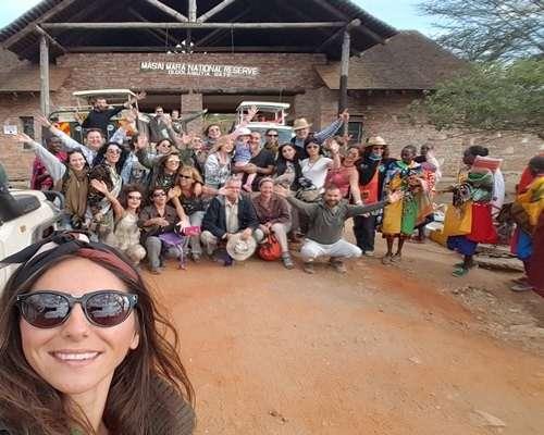 afrika gezgincift turları