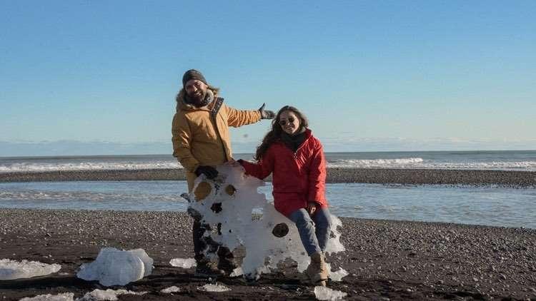 Güney İzlandada Gezilecek Yerler