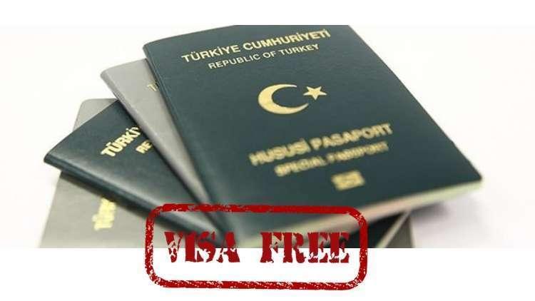 Yeşil Pasaporta Vize İstemeyen Ülkeler Yeşil Pasaport Avantajlı Mı
