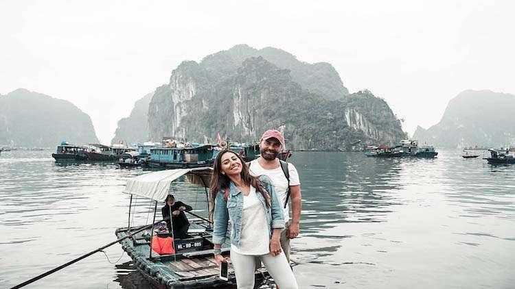 halong körfezi vietnam