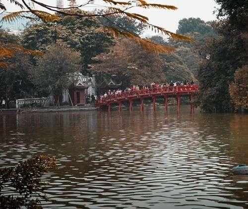 Hanoi Nerede Haritası Hanoiye Nasıl Gidilir