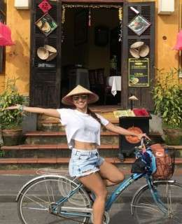 hoi an nerede vietnam
