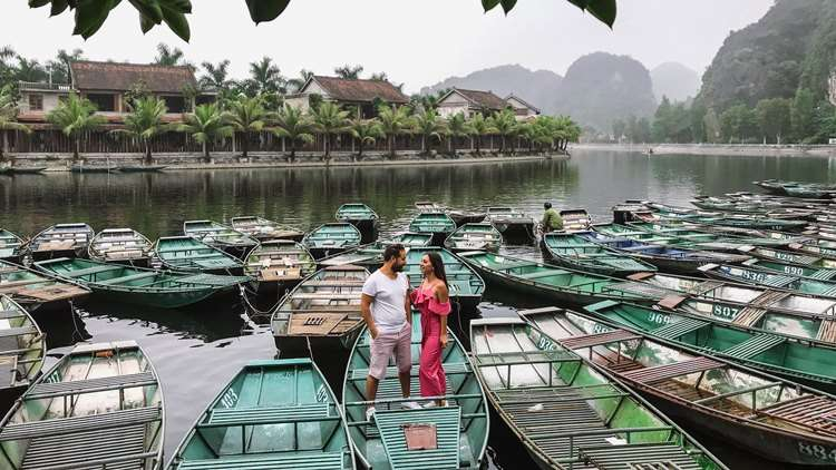 Ninh binh nerede vietnam