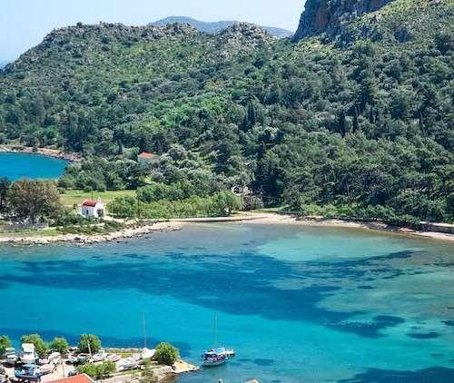 Meis Adası Yunan Adaları