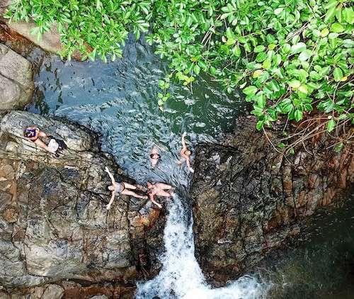 Bali Adası Şelaleleri