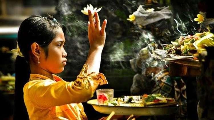 Bali Adasında Hinduizm