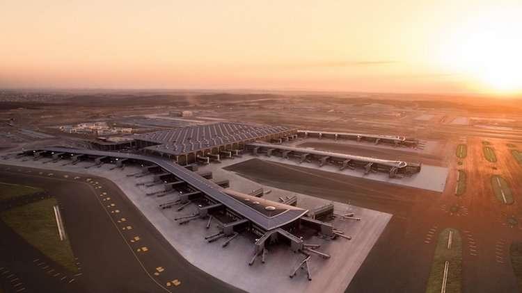 İstanbul Yeni Havalimanı Nerede Nasıl Gidilir