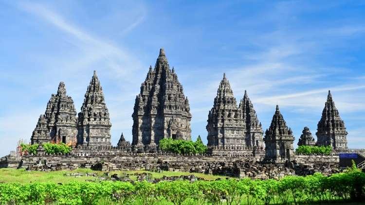 Prambanan Tapınağı Endonezya