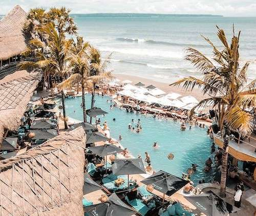 Bali'nin En İyi Beach Clubları